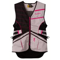 Browning ACE Shooting Vest, Hot Pink