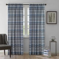 Mainstays Sienna Window Curtain Panel