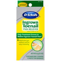 Dr. Scholl's Ingrown Toenail Pain Reliever, 1 Kit