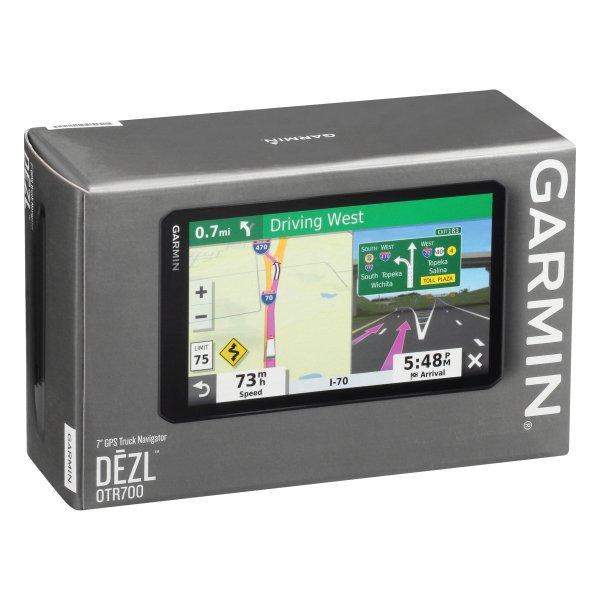 Garmin dezl OTR700 Truck GPS Navigator