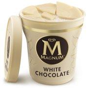 Magnum Ice Cream White Chocolate Vanilla 14.8 oz