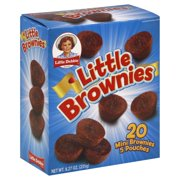 Little Debbie Family Pack Mini Brownies, 9.75 oz