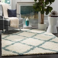 Safavieh Dallas Logan Geometric Shag Area Rug or Runner