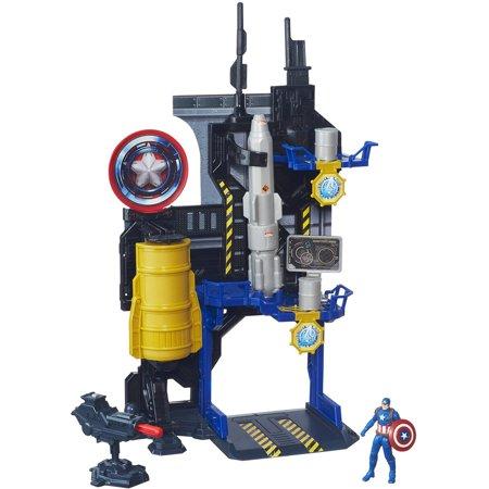 Captain America C (Marvel Captain America Bunker)