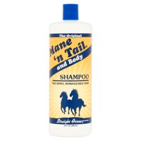 Straight Arrow Mane 'n Tail and Body The Original Shampoo, 32 fl oz