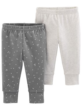 Pants, 2-pack (Baby Boys or Baby Girls Unisex)
