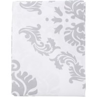 Mainstays Coral Damask Shower Curtain