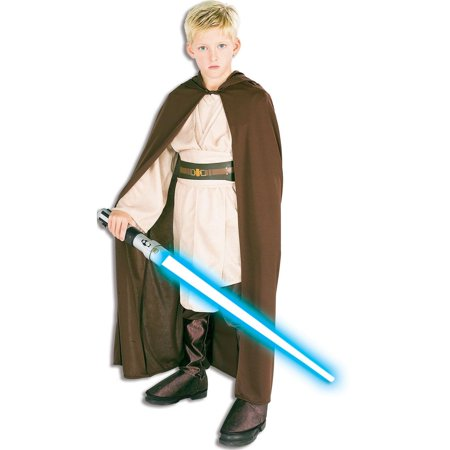 Star Wars Jedi Robe Child Costume - Star Wars Gold Bikini Costume