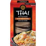 (2 Pack) Thai Kitchen Gluten Free Brown Rice Noodles, 8 oz