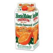 HomeMaker, Premium Squeezed Original Orange Juice, 59 Oz.