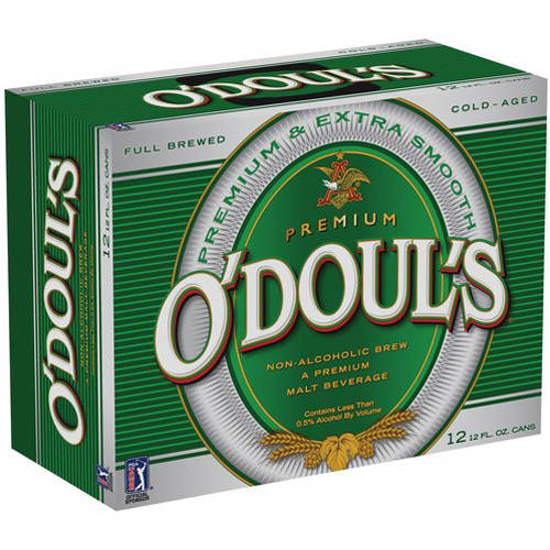 O'Doul's Non-Alcoholic Brew Malt Beverage, 12 pack, 12 fl oz