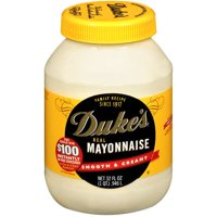 (2 Pack) Duke's Real Mayonnaise, 32 oz