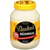 (2 Pack) Duke's Real Mayonnaise, 32 oz