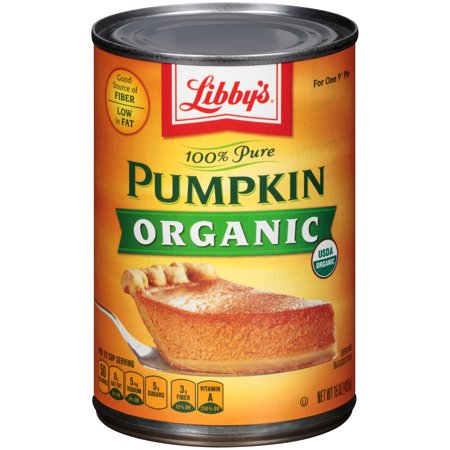 (3 Pack) LIBBY'S 100% Pure Organic Pumpkin 15 oz Can](Pumpkin Snickerdoodle)