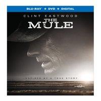 The Mule (Blu-ray + DVD + Digital Copy)
