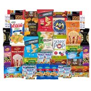 Healthy Snacks Care Package For College Dorms Military Student School Camp