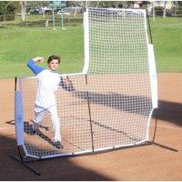 Athletic Works 7' x 7' Baseball L-Screen Training Net