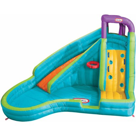 Little Tikes Slam 'n Curve Inflatable Water Slide ()
