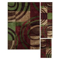 Better Homes and Gardens Cameron 3-Piece Area Rug Set