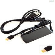 Usmart New AC Power Adapter Laptop Charger For Lenovo ThinkPad Yoga 15 Laptop Notebook Ultrabook Chromebook PC Power Supply Cord 3 years warranty