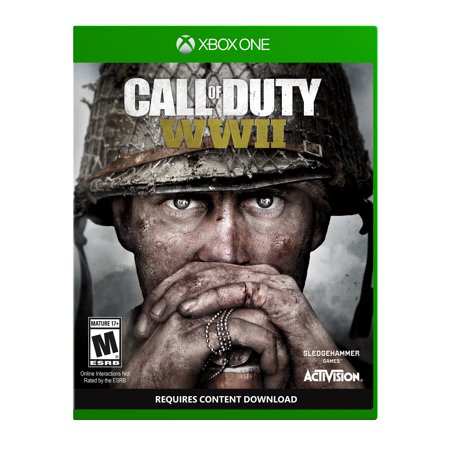 Call of Duty: WWII, Activision, Xbox One, (Call Of Duty Black World At War)