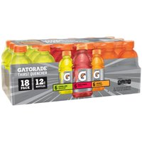 Gatorade Thirst Quencher Variety Pack, 12 Fl. Oz., 18 Count