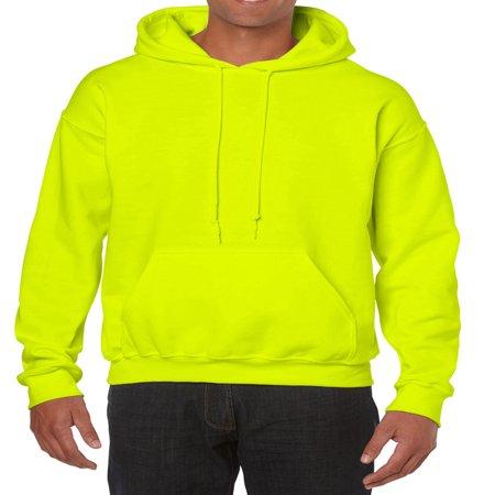 Gildan Mens Hooded Sweatshirt Black Ncaa Hooded Sweatshirt
