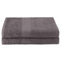 Superior Eco-Friendly 100% Ringspun Cotton 2Pc Bath Sheet Towel Set