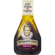 (2 Pack) Newman's Own: Balsamic Vinaigrette, 16 Oz