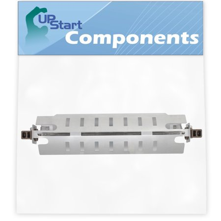 WR51X10055 Refrigerator Defrost Heater Replacement for General Electric DSD26DHWABG Refrigerator - Compatible with WR51X10055 Defrost Heater - UpStart Components Brand - image 1 de 4