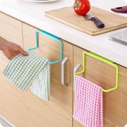Kitchen Cabinet Towel Bars