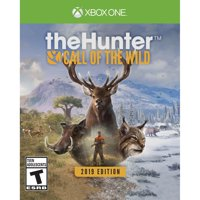 theHunter: 2019 Game of the Year Edition, THQ-Nordic, Xbox One, 811994021687