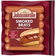 Johnsonville Smoked Brats 14oz