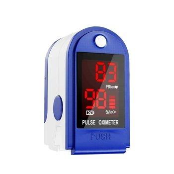 Lixada Fingertip Blood Oxygen Saturation Monitor