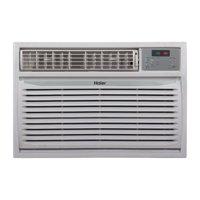 Haier 24,000 BTUs Air Conditioner, White, HWE24VCR-L