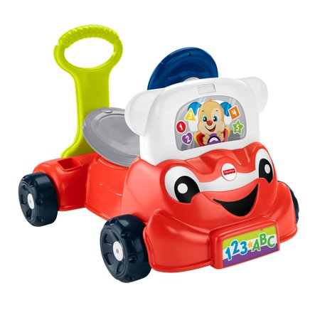 - Fisher-Price Laugh & Learn 3-in-1 Interactive Smart Car