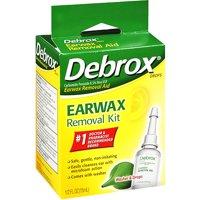 GlaxoSmithKline Debrox  Earwax Removal Kit, 0.5 oz
