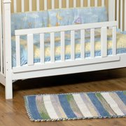 Child Craft Logan Toddler Bed Rails Matte White
