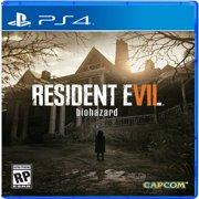 Resident Evil 7: Biohazard, Capcom, PlayStation 4, 013388560288