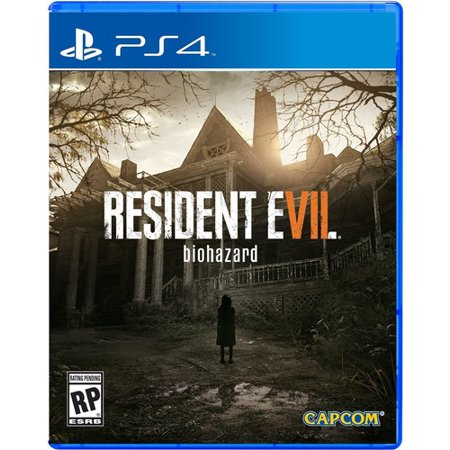 Resident Evil 7 Biohazard Capcom Playstation 4 013388560288