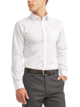 George Long Sleeve Mens Performance Dress Shirt