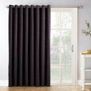 Extra Wide Patio Door Curtains