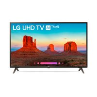 "LG 43"" Class 4K (2160) HDR Smart LED UHD TV w/AI ThinQ - 43UK6300PUE"
