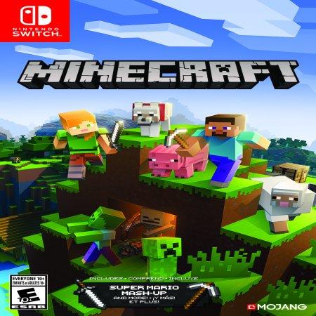 Minecraft, Nintendo, Nintendo Switch, (Minecraft Story Mode Ps4 The Complete Adventure)