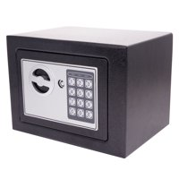 Electronic di gital Safe Box Keypad Lock Security Home Office Cash Jewelry Gun