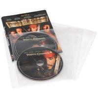 Atlantic 74604729 25 Movie/Game Sleeves