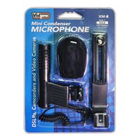 Panasonic HC-V770K Camcorder External Microphone