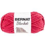 Bernat Blanket Yarn, 150g, Cranberry