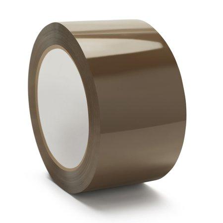 Tan Hot Melt Carton Sealing Tape, 2