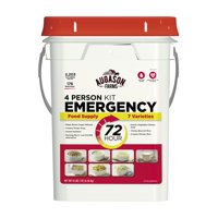 Augason Farms 72-Hour 4-Person Emergency Food Storage Kit 14 lbs 7 oz